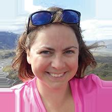 Kristín Guðmundsdóttir