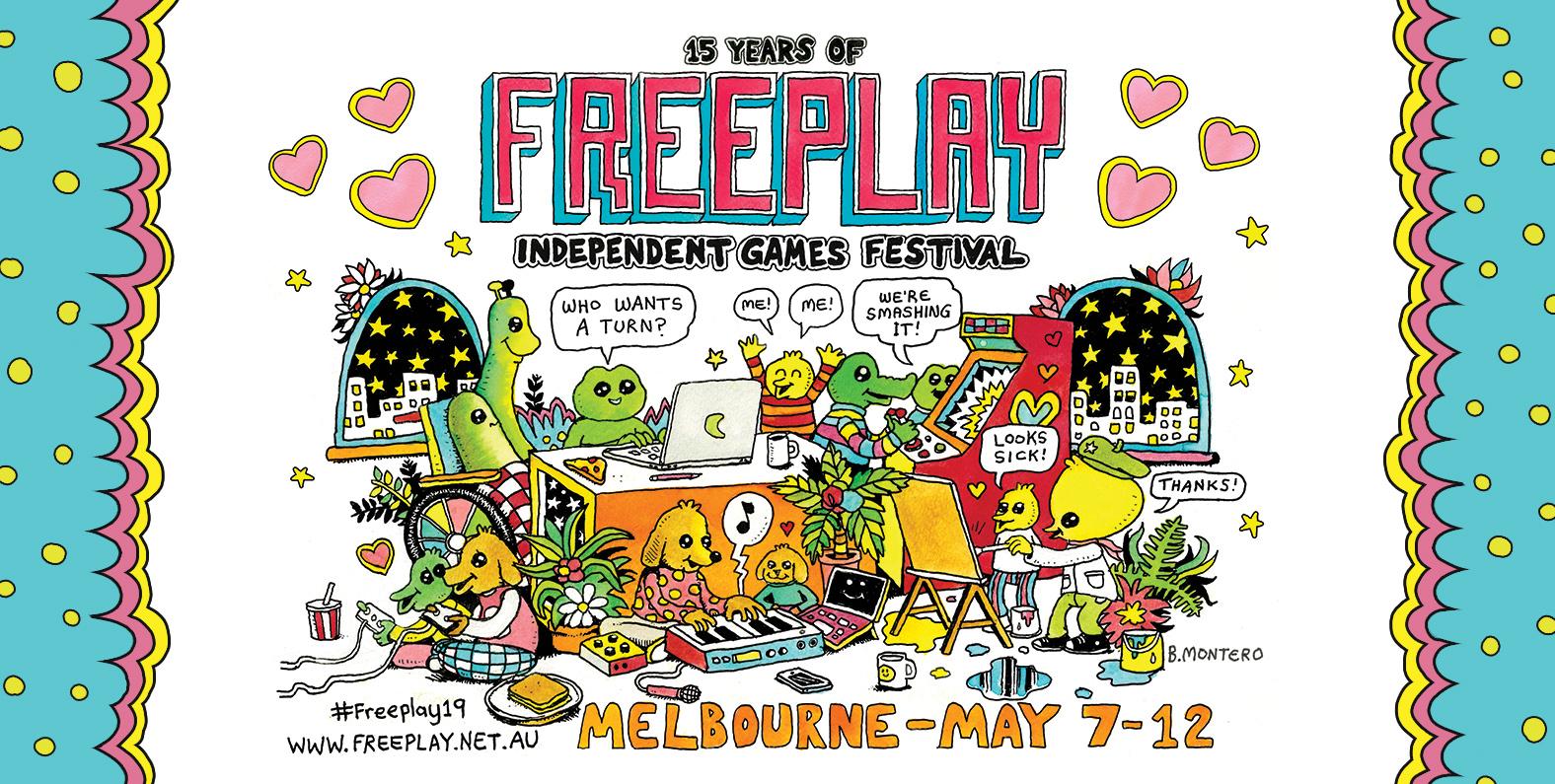 Freeplay Awards 2019 | Freeplay